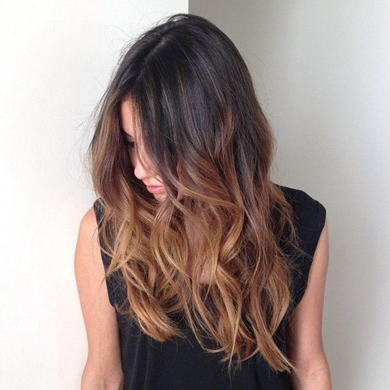 Best Ombre Hair Color Ideas