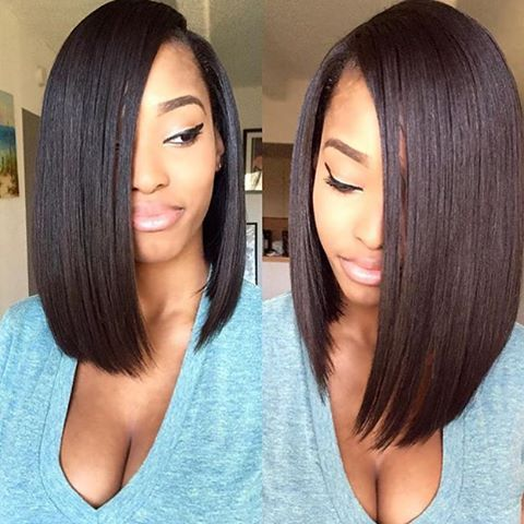 hottest bob hairstyles haircuts  inverted mob