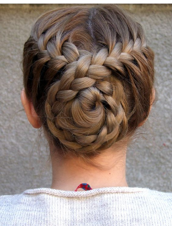 12 quick and easy braided hairstyles 2018 braids inspiration braids braided hairstyles urmus Images