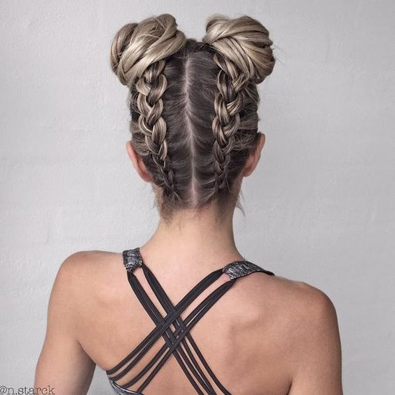 12 Quick and Easy Braided Hairstyles 2018 - Braids Inspiration