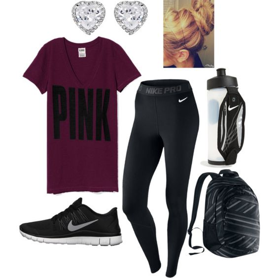 Cool Stylish Summer Workout Outfits for Women – Gym Outfit Ideas