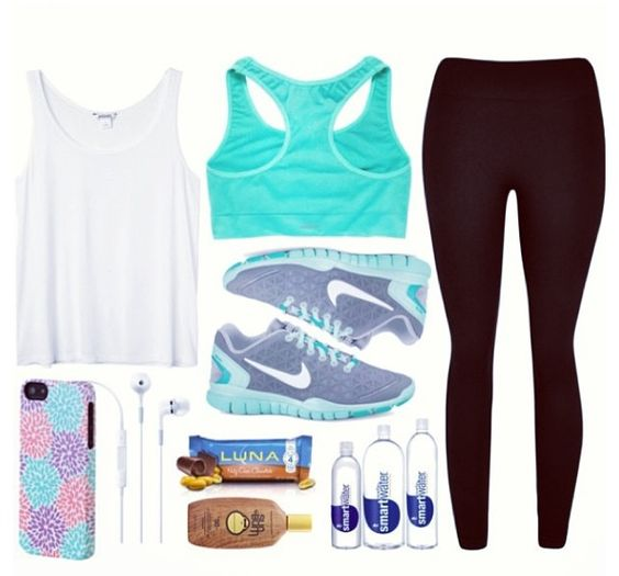 Cute Summer Workout Outfits