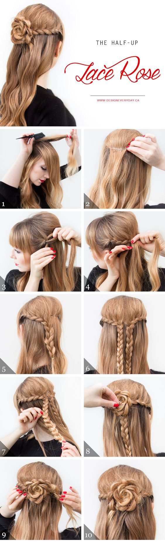 50 Amazing Long Hairstyles & Cuts 2018 - Easy Layered Long ...