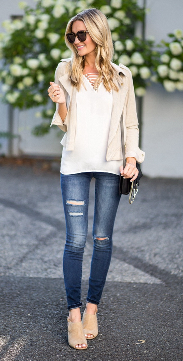 40 Trending Outfit Ideas For Women 2019 Spring Summer Fall