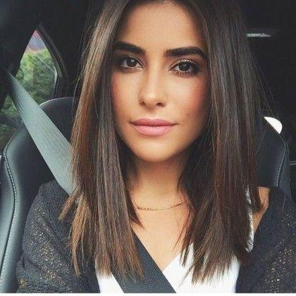 40 Amazing Medium Length Hairstyles & Shoulder Length Haircuts 2019