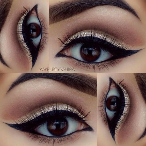 How To Rock New Year S Eve Eye Makeup 2018 Page 8 Of 8