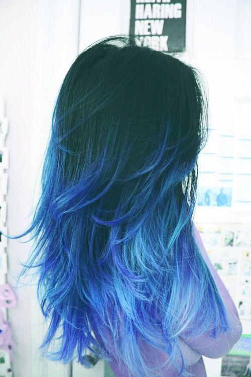 60 Trendy Ombre Hairstyles 2019 Brunette Blue Red Purple Green