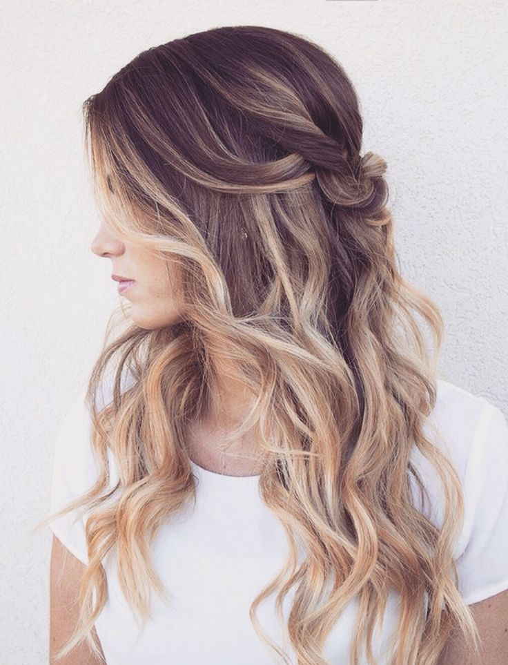60 Trendy Ombre Hairstyles 2018 - Brunette, Blue, Red, Purple, Green ...