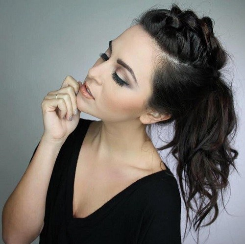 Ponytail Hairstyles - Ponytail Ideas