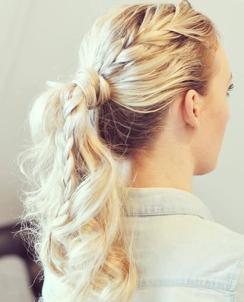 Ponytail Hairstyles – Ponytail Ideas