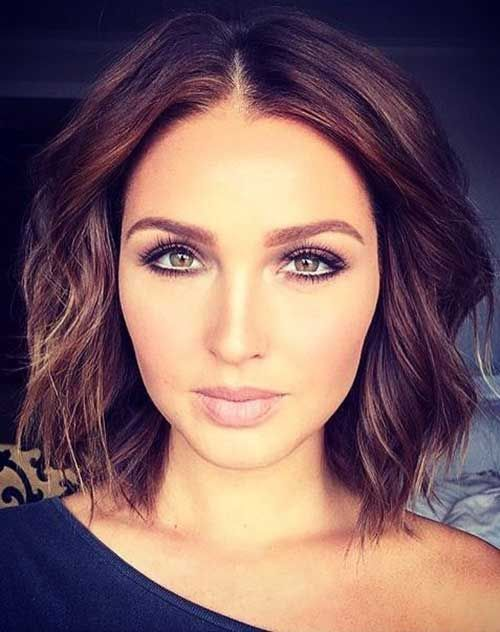 10 Best Short Hairstyles Haircuts For 2018 That Look Good