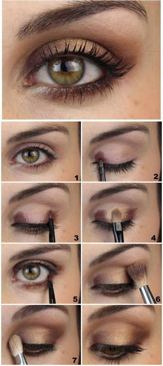 Smokey Eye Makeup: 40 Hottest Smokey Eye Makeup Ideas 2018 & Smokey Eye