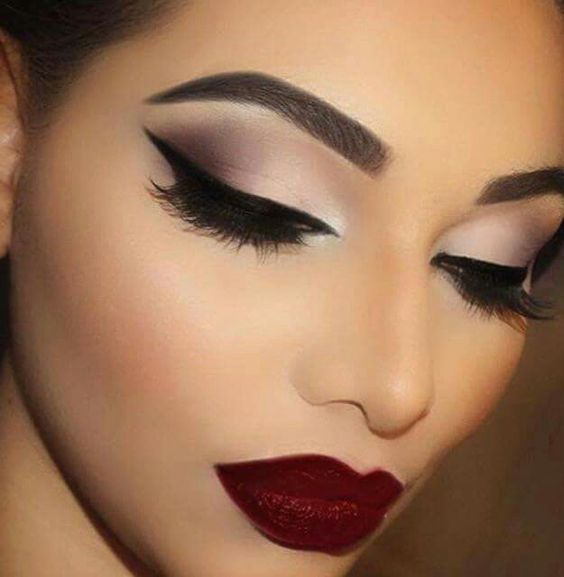 40 Hottest Smokey Eye Makeup Ideas 2018 U0026 Smokey Eye Tutorials For Beginners