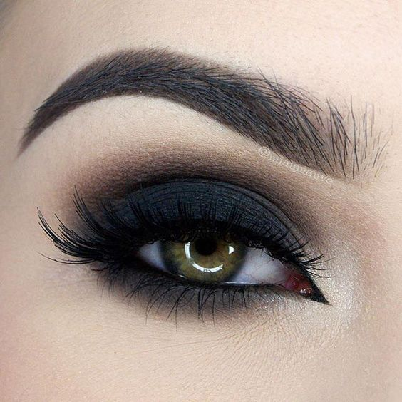 40 Hottest Smokey Eye Makeup Ideas 2018 Smokey Eye Tutorials For