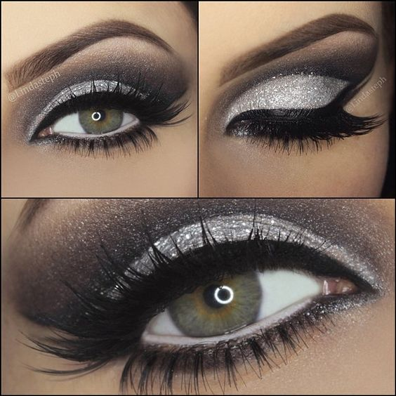 40 Hottest Smokey Eye Makeup Ideas 2018 Smokey Eye Tutorials For