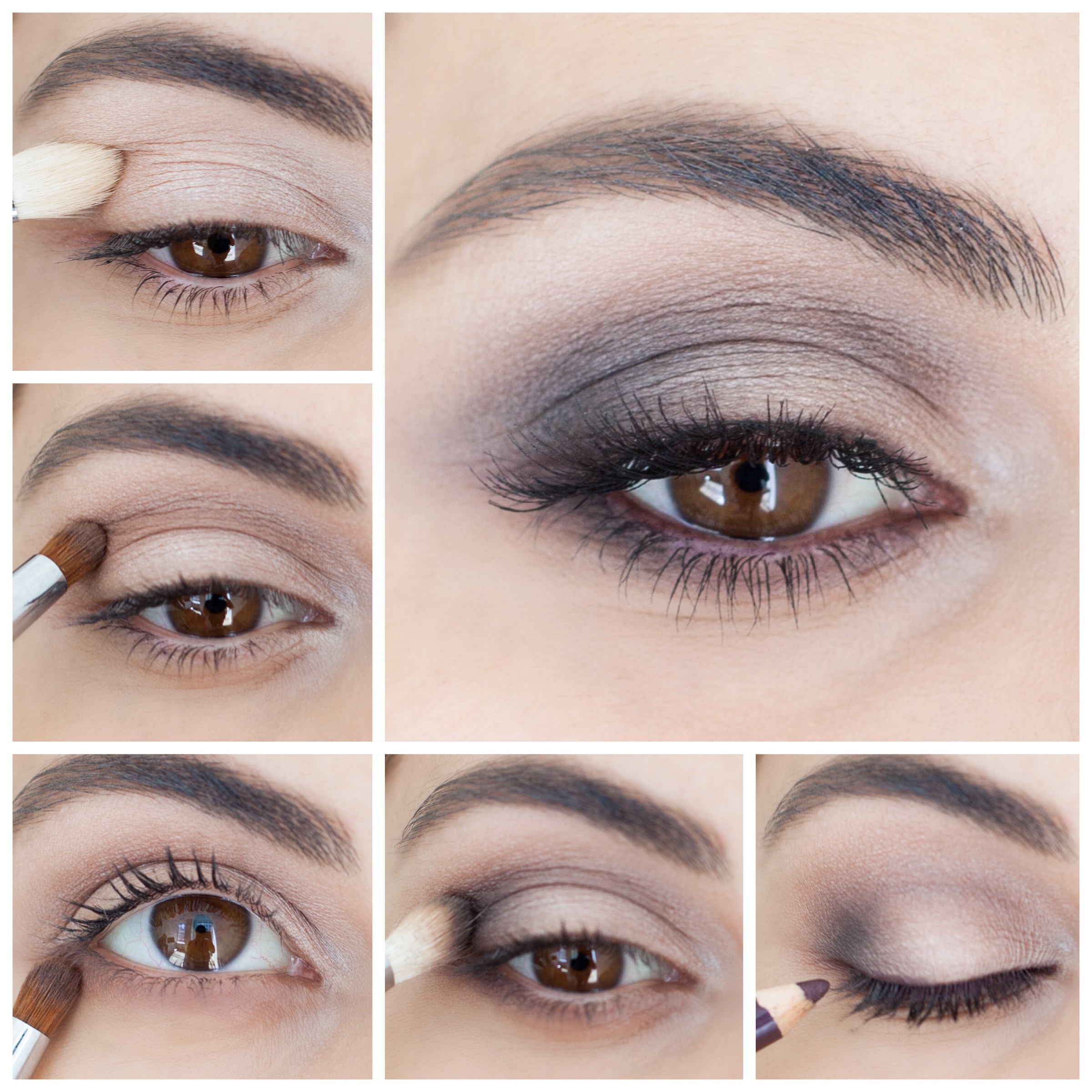40 hottest smokey eye makeup ideas 2018 smokey eye tutorials for how to step by step light smokey eye makeup tutorial for brown eyes baditri Images