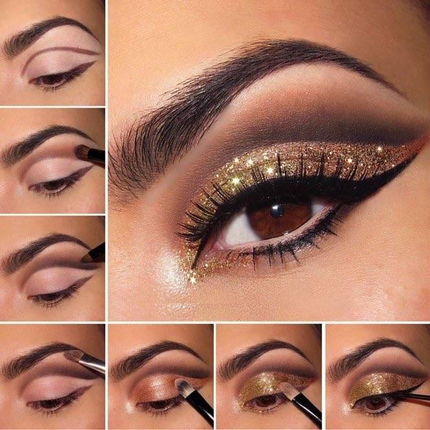 20 Simple Easy Step By Step Eyeshadow Tutorials For Beginners Her