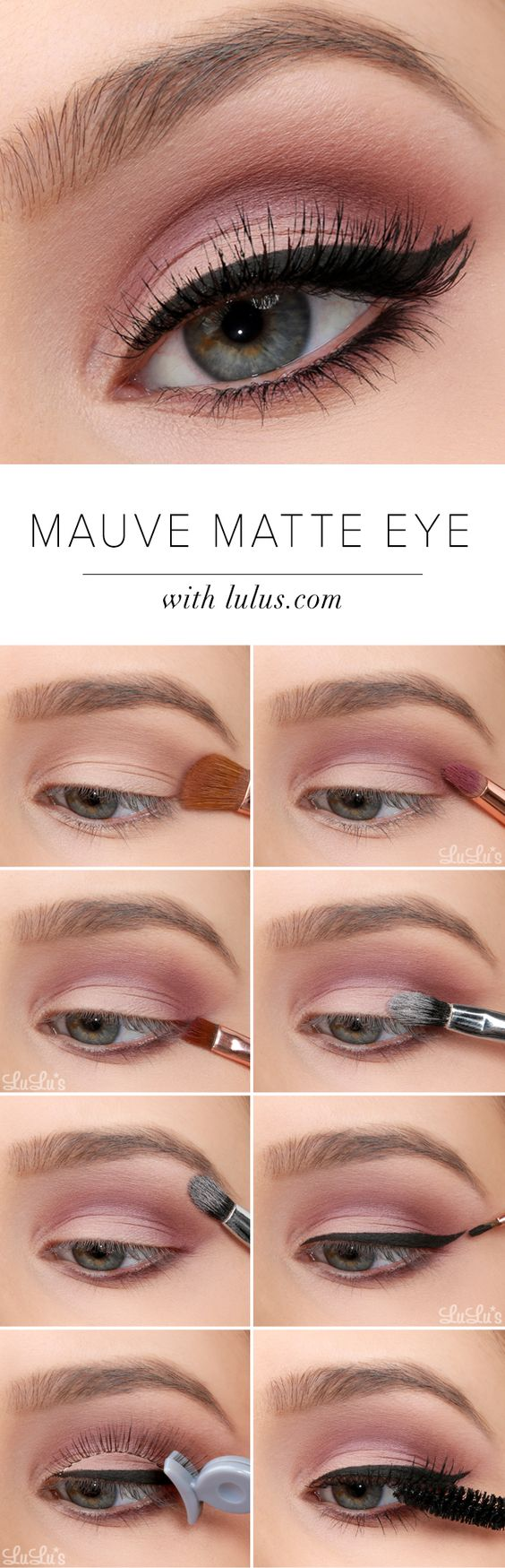 20 easy step by step eyeshadow tutorials for beginners her style code step by step eyeshadow tutorials baditri Gallery