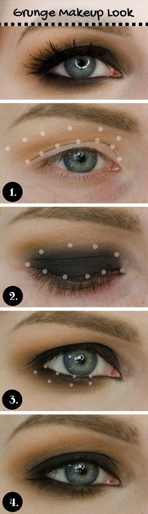 Easy Eye Makeup For Brown Eyes Step By | Cosmetics Pictranslator