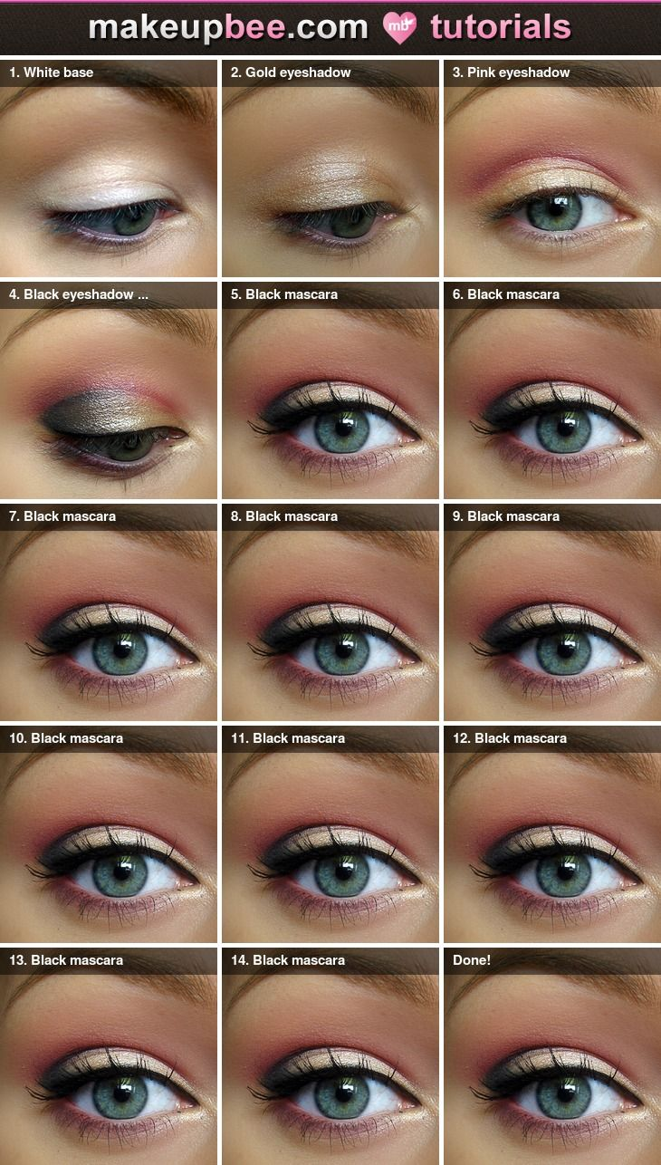 10 fast & easy step by step makeup tutorials for teens
