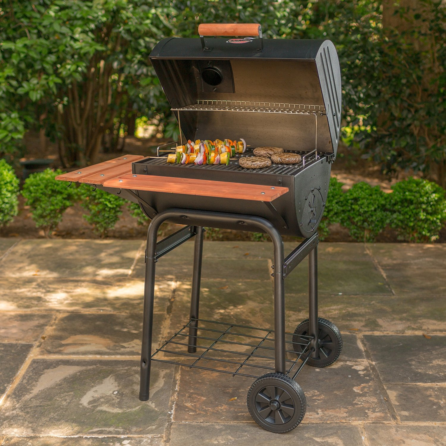 10 Best Charcoal Grills 2019 - Home & Outdoor Charcoal ...