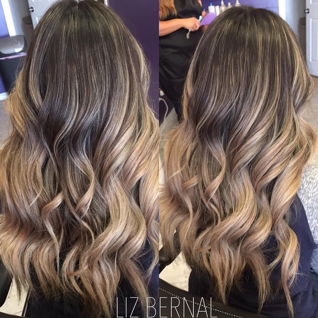 New Balayage Hair Color Inspiration Best Hair Color Trends