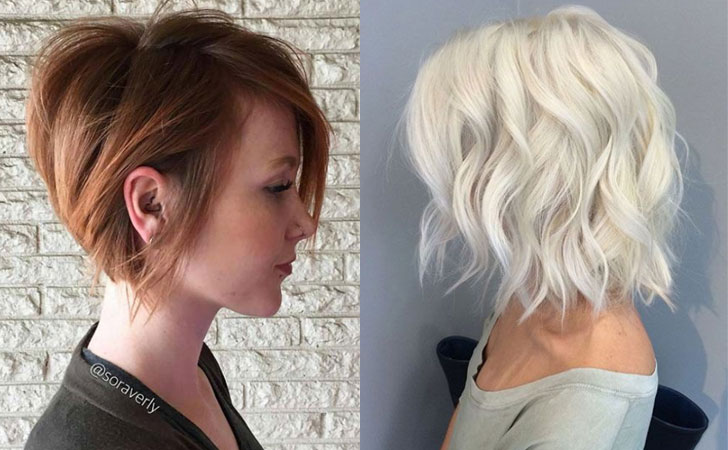 10 Best Short Hairstyles Haircuts For 2019 That Look Good On Everyone