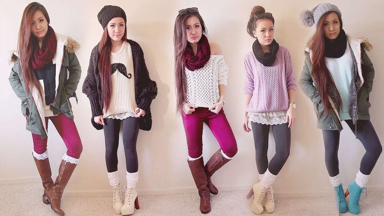 Fashion Clothes For Teenage Girls 2015