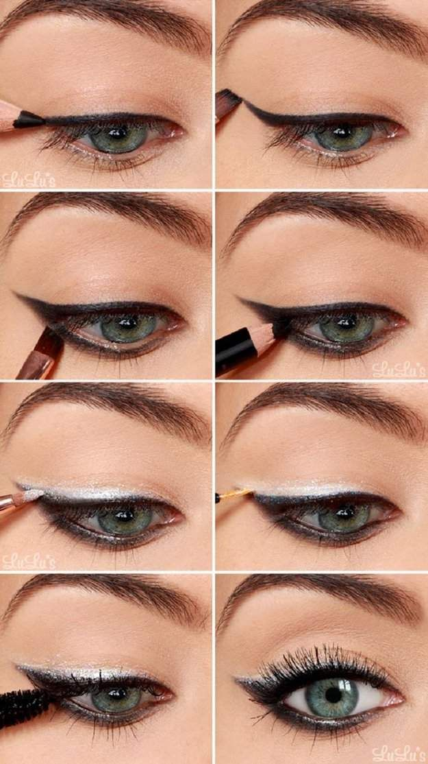 How to Apply Eye Shadows for Beginners