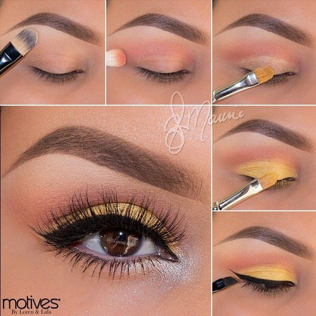 20 Simple Easy Step By Step Eyeshadow Tutorials For Beginners Her