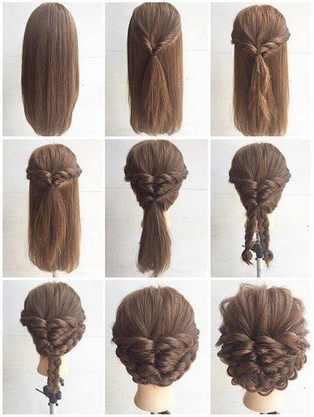 60 easy step by step hair tutorials for long medium and