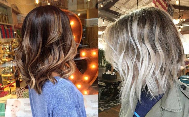 60 Hottest Balayage Hair Color Ideas 2018
