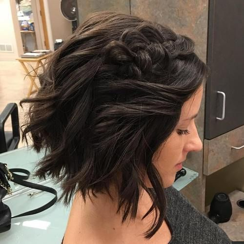 40 Best Short Hairstyles For Thick Hair 2018 Short