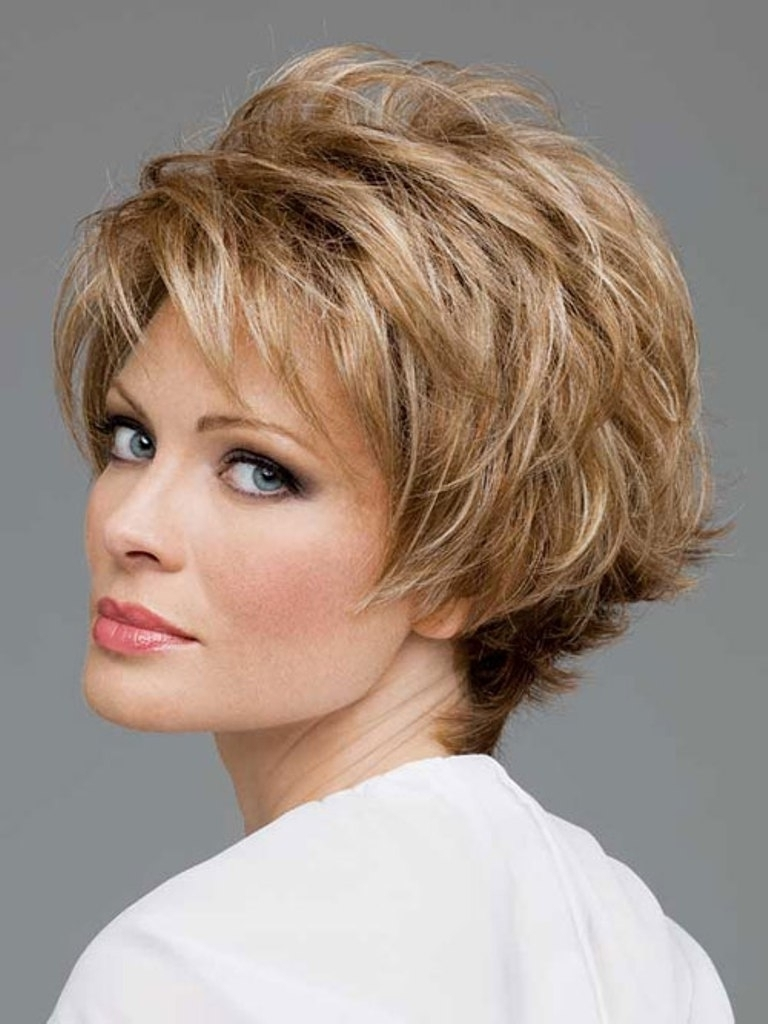 Short Hairstyles For Women Over 50 With Thick Hair | Trend Hairstyle ...