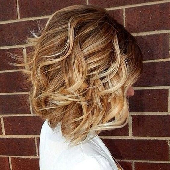 Short Thick Hairstyles for Women