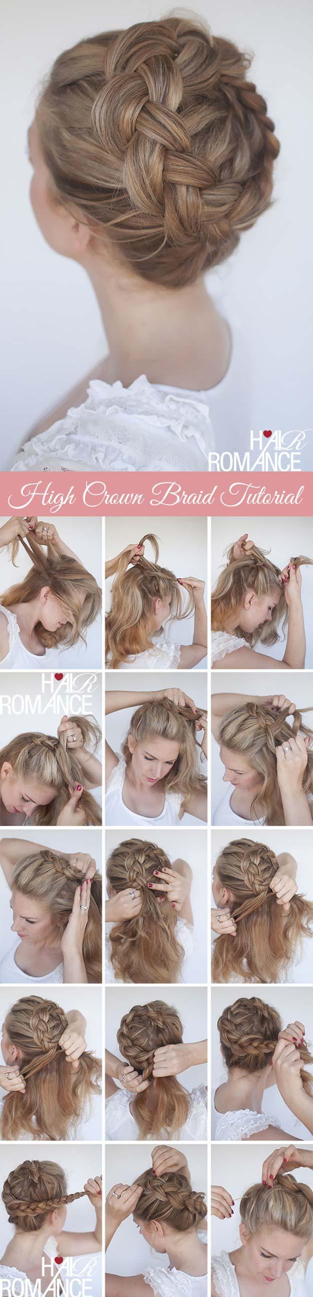 60 easy stepstep hair tutorials for long medium and