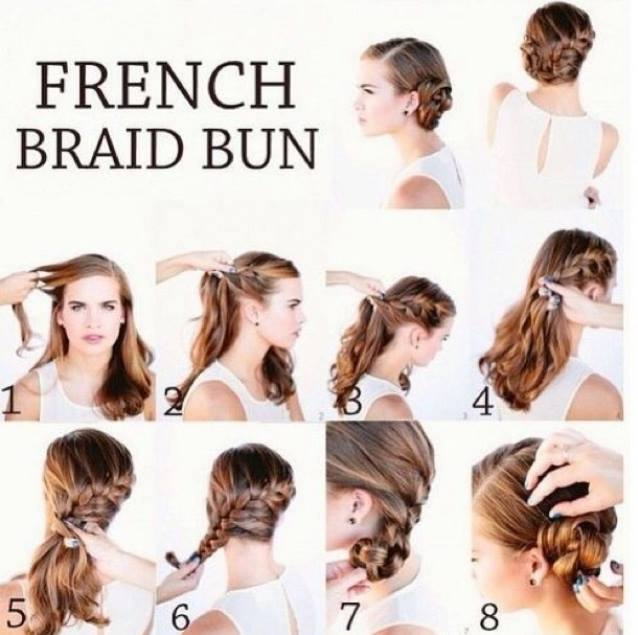 60 Easy Step by Step Hair Tutorials for Long, Medium,Short Hair - Page 27 of 51 - Her Style Code