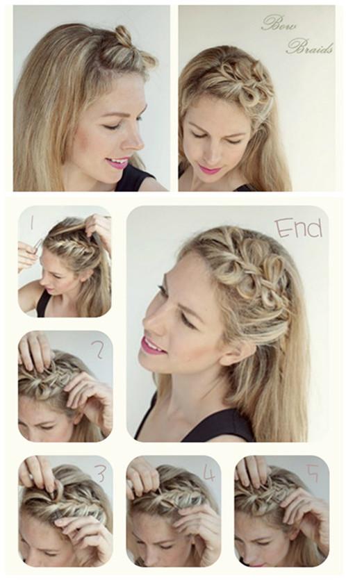 Simple easy step by step hair tutorials her style code simple easy step by step hair tutorials solutioingenieria Gallery