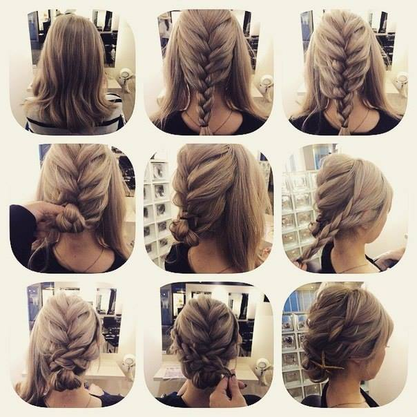 Groovy 60 Easy Step By Step Hair Tutorials For Long Medium And Short Short Hairstyles Gunalazisus
