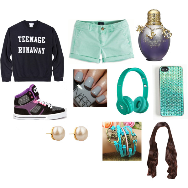 ... Summer Outfits for Teenage Girl ...