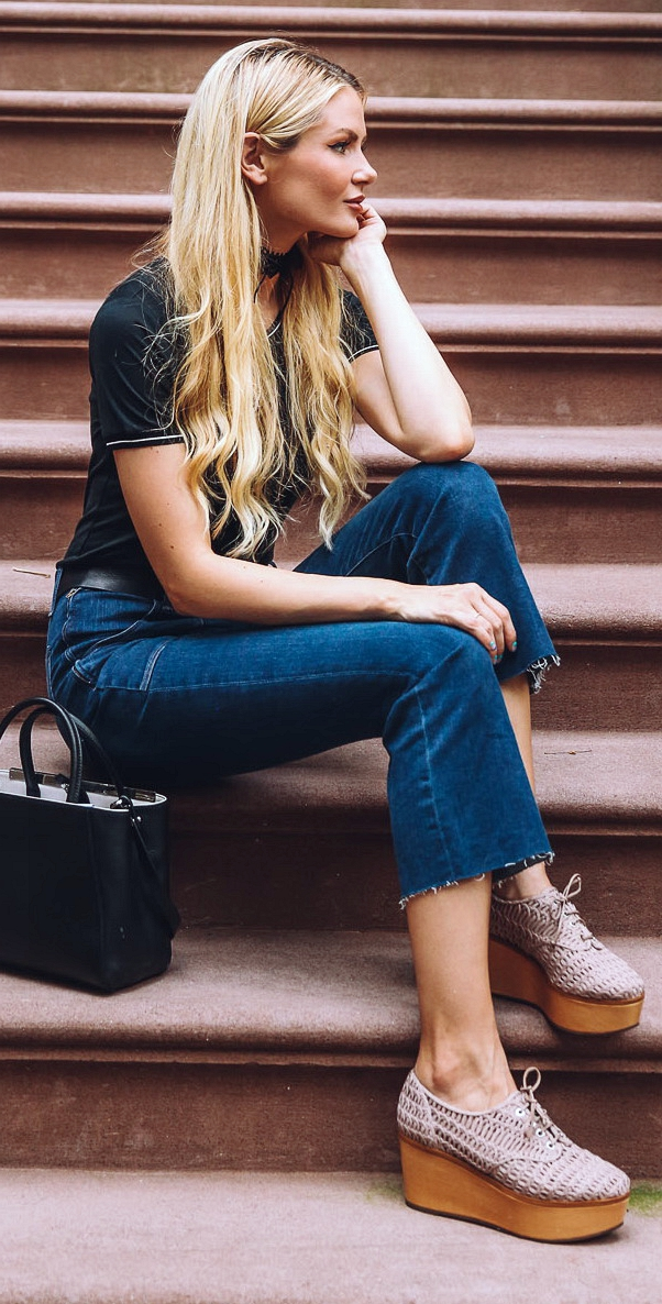 775817f64146 40 Trendy Outfit Ideas to Look More Stylish in 2019 - Her Style Code