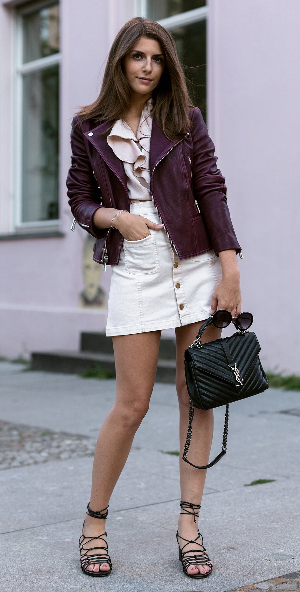 2019 year for girls- Outfit trendy ideas photo