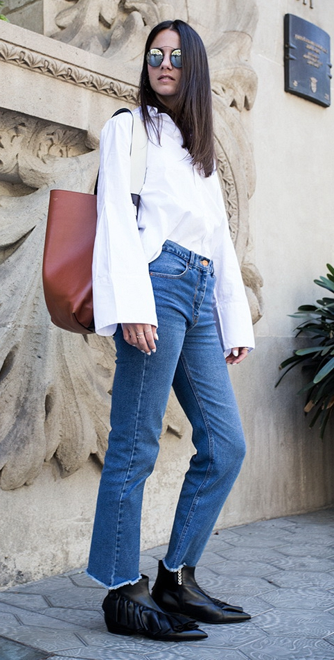 3ec5214630 40 Trendy Outfit Ideas to Look More Stylish in 2019 - Her Style Code