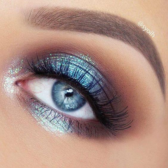 How to Rock Halo Eyeshadow