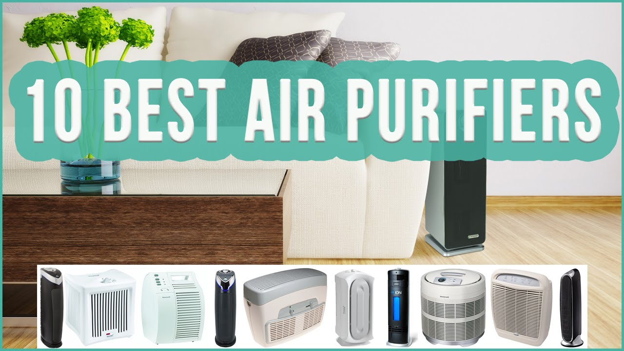 Top 10 Best Air Purifiers That Actually Work - Buyer's Guide
