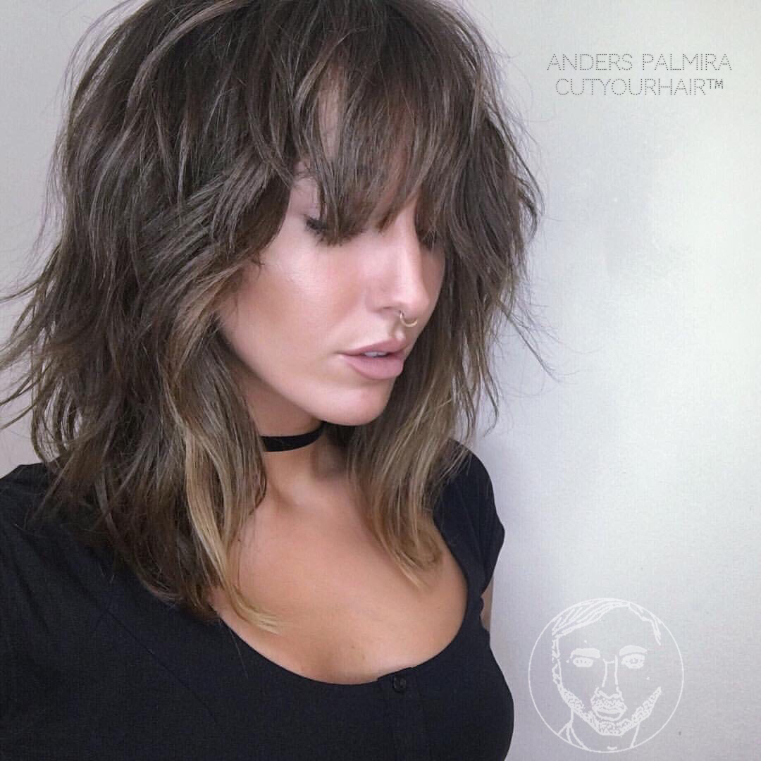 36 stunning hairstyles amp haircuts with bangs for short
