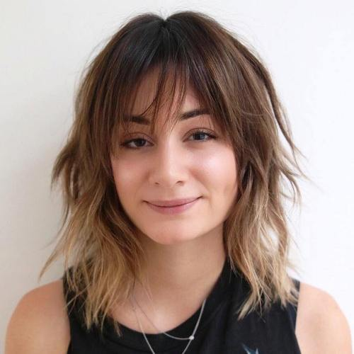 36 Stunning Hairstyles & Haircuts with Bangs for Short, Medium ...