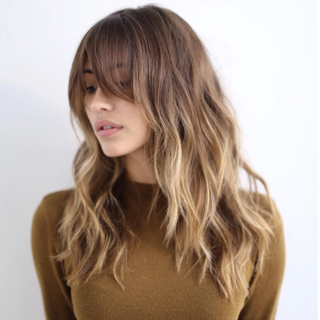 36 Stunning Hairstyles Haircuts With Bangs For Short Medium Long