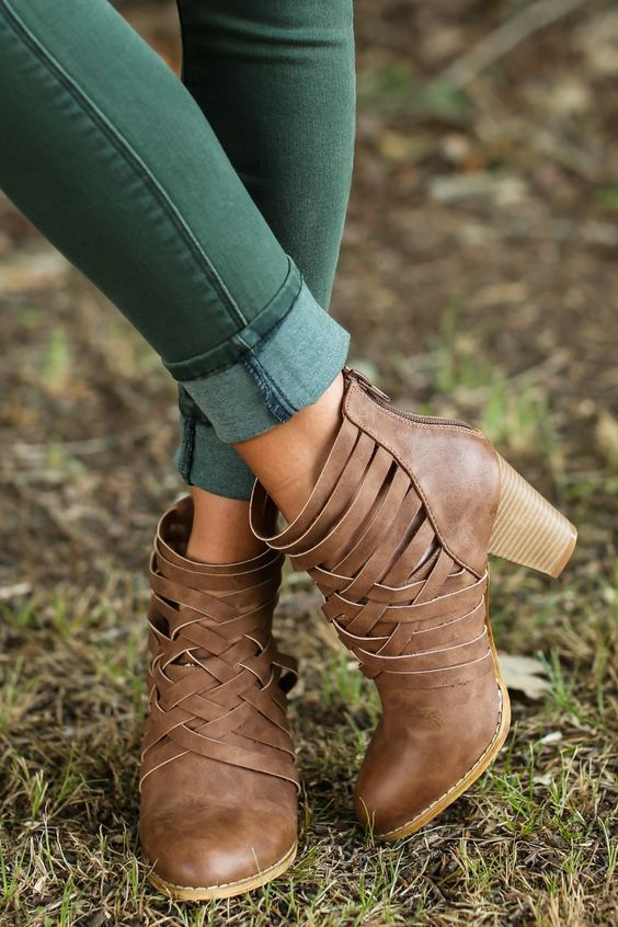 Do You Know How To Rock Ankle Boots Ankle Boots For Women