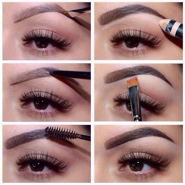 7 Tricks to Get Perfect Eyebrows - How to Shape Thin Eyebrows for Beginners